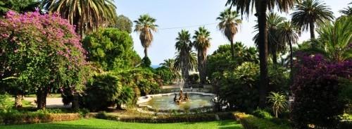 Sanremo: le ville e i giardini botanici