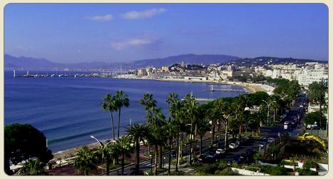 Cannes Costa Azzurra