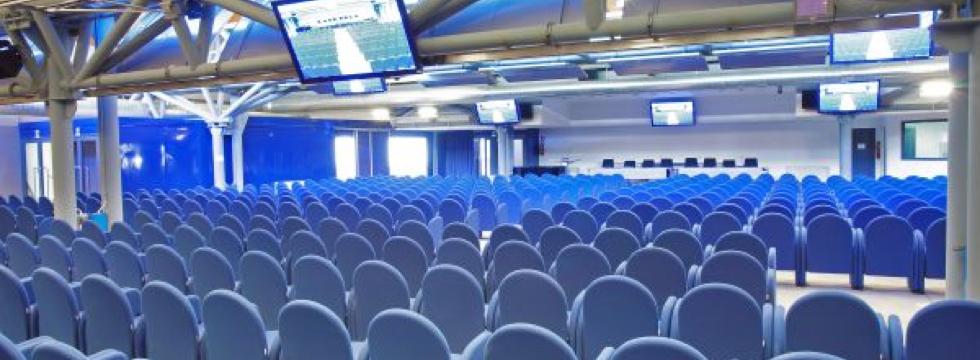 Prenotare sedi congressuali moderne a Sanremo
