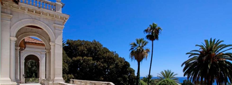 Organizzare congressi in ville storiche di Sanremo